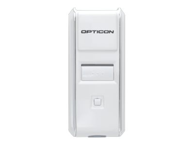 Opticon OPN-3002i Bluetooth Companion Scanner, 2D Imager, White, OPN-3002I