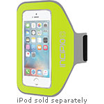 Incipio [Performance] Excercise Armband for iPod touch 5G 6G, Green