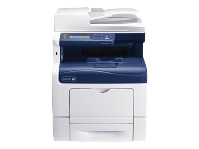 Xerox 6605 DN Color Multifunction Printer, 6605/DN, 14745345, MultiFunction - Laser (color)
