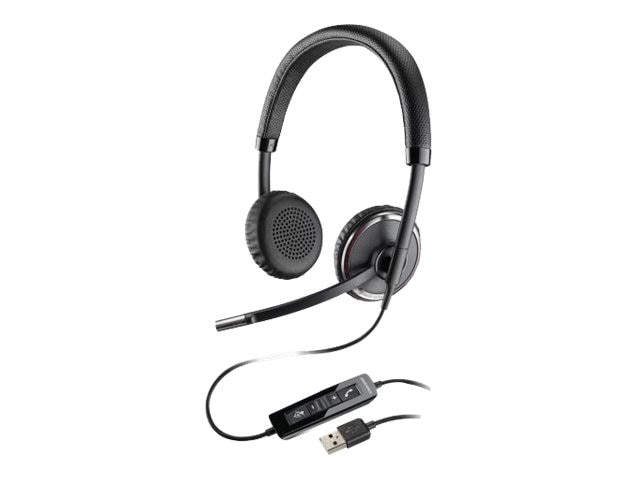 Plantronics Blackwire C520-M Headset, 88861-02, 15455690, Headsets (w/ microphone)