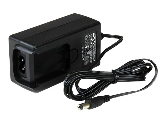 StarTech.com DC Power Adapter 5V, 3A