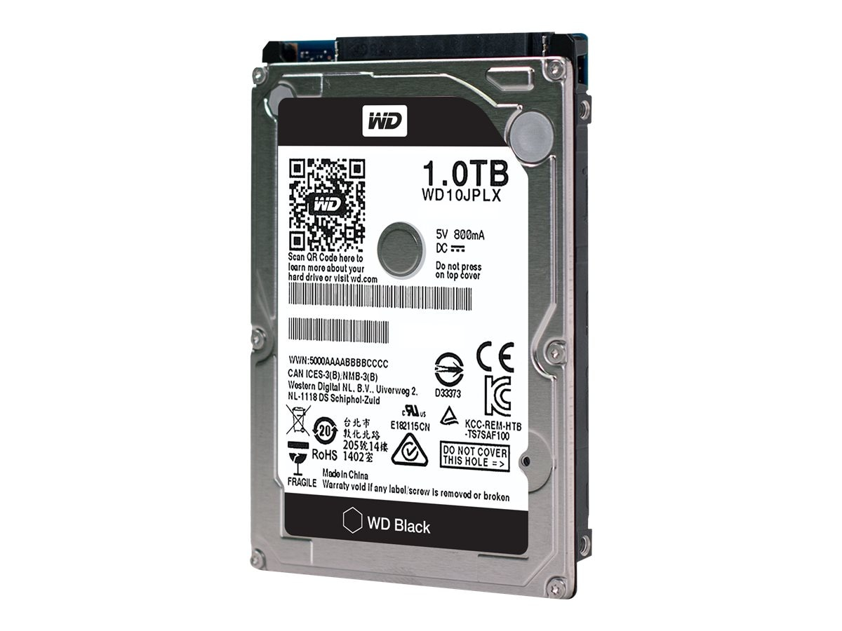WD SATA 6Gb s 7.2K RPM Hard Drive - 32MB Cache, WD10JPLX, 31849904, Hard Drives - Internal