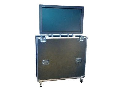 Jelco EL-60 EZ-LIFT TV Lift Case for 55 to 65 Flat Screen Displays, EL-60
