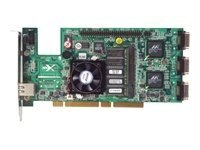 Areca Technology PCI-X to SATA II RAID Controller, 12 Ports Multi-Lane, ARC1130ML, 6669362, RAID Controllers
