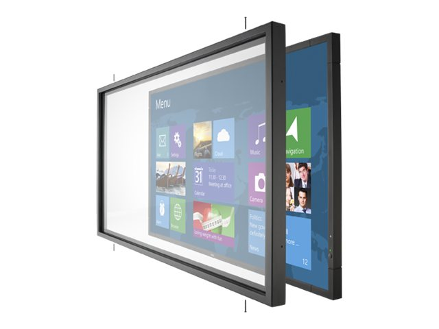 NEC 10-Point Infrared Multi-Touch Overlay for V552