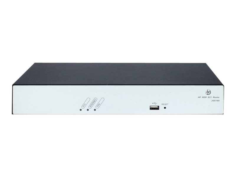 HPE MSR931 Router, JG514A#ABA