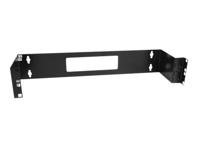 StarTech.com 2U (3.5) Hinged Wallmount Bracket for 19 Rack Equipment, WALLMOUNTH2, 5727946, Rack Mount Accessories