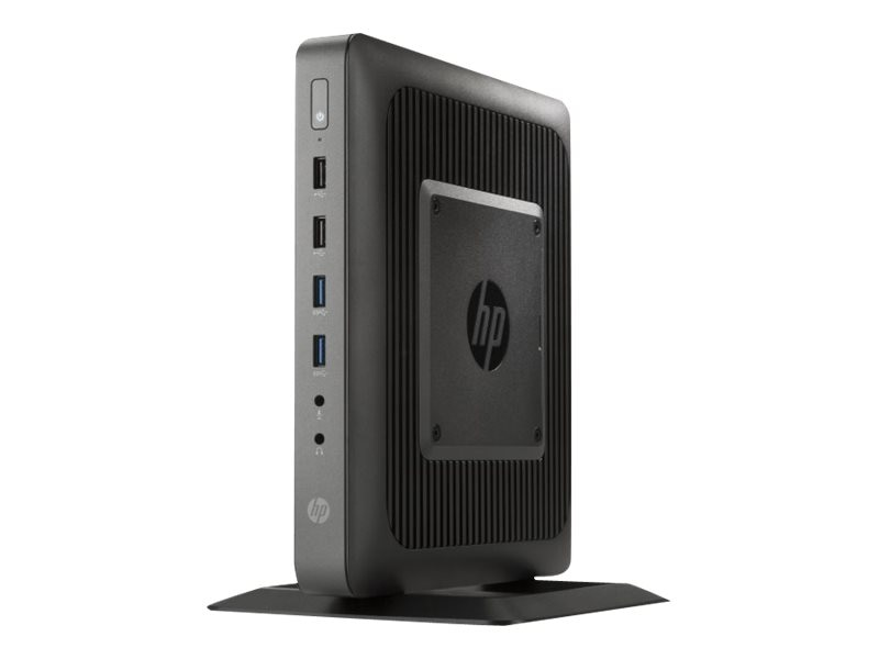 HP t620 Flexible Thin Client AMD QC GX-415GA 1.5GHz 4GB RAM 8GB Flash GbE VGA SmartZero, G4V26UA#ABA