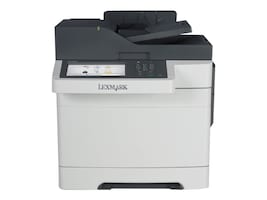 Lexmark CX510dhe Color Multifunction Laser Printer, 28E0615, 14974981, MultiFunction - Laser (color)
