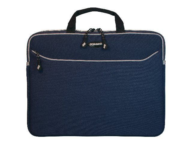 Mobile Edge SlipSuit for 13 MacBook - Navy, MESSM3-13, 7890608, Carrying Cases - Notebook