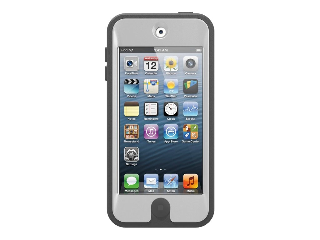 OtterBox Defender Series for iPod Touch 5th Gen, Glacier, 77-25213, 18637915, Carrying Cases - iPod