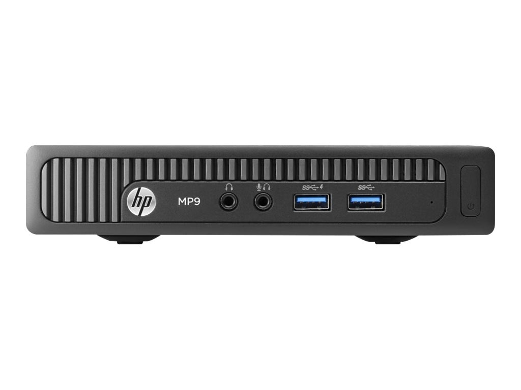 HP MP9 Digital Signage Player Model 9000, Intel Core i5-4570, 128GB SSD, 4GB DDR3, G5R08UA#ABA