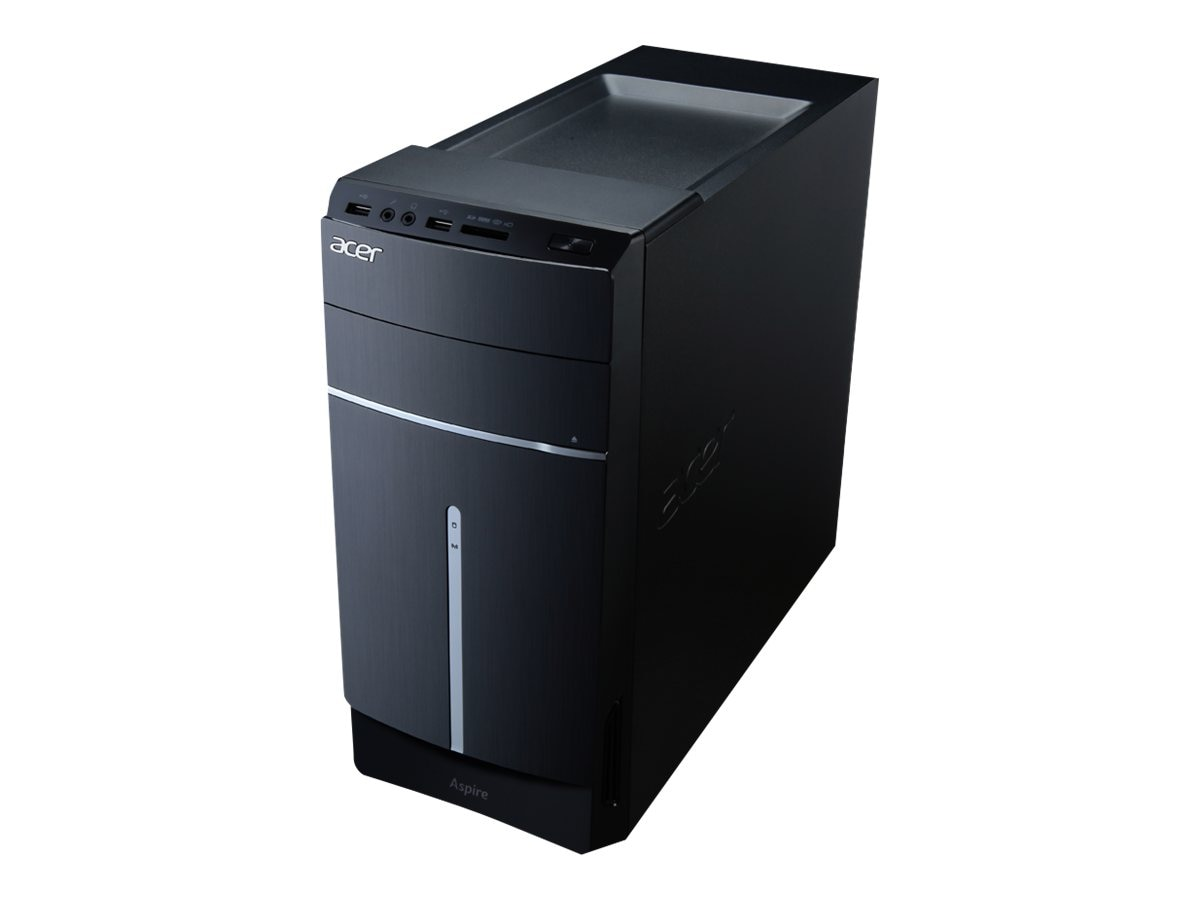 Acer Aspire ATC-605-UR2N MT Core i3-4160 3.6GHz 4GB 1TB HD4400 DVD SM GbE bgn BT W7HP64, DT.SRQAA.043, 17875831, Desktops