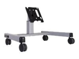 Chief Manufacturing MFQUB Mobile Monitor Cart, Black, MFQUB, 14317981, Computer Carts