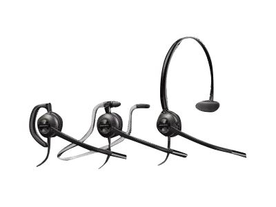 Plantronics HW540 Convertible Mono Headset, 88828-01