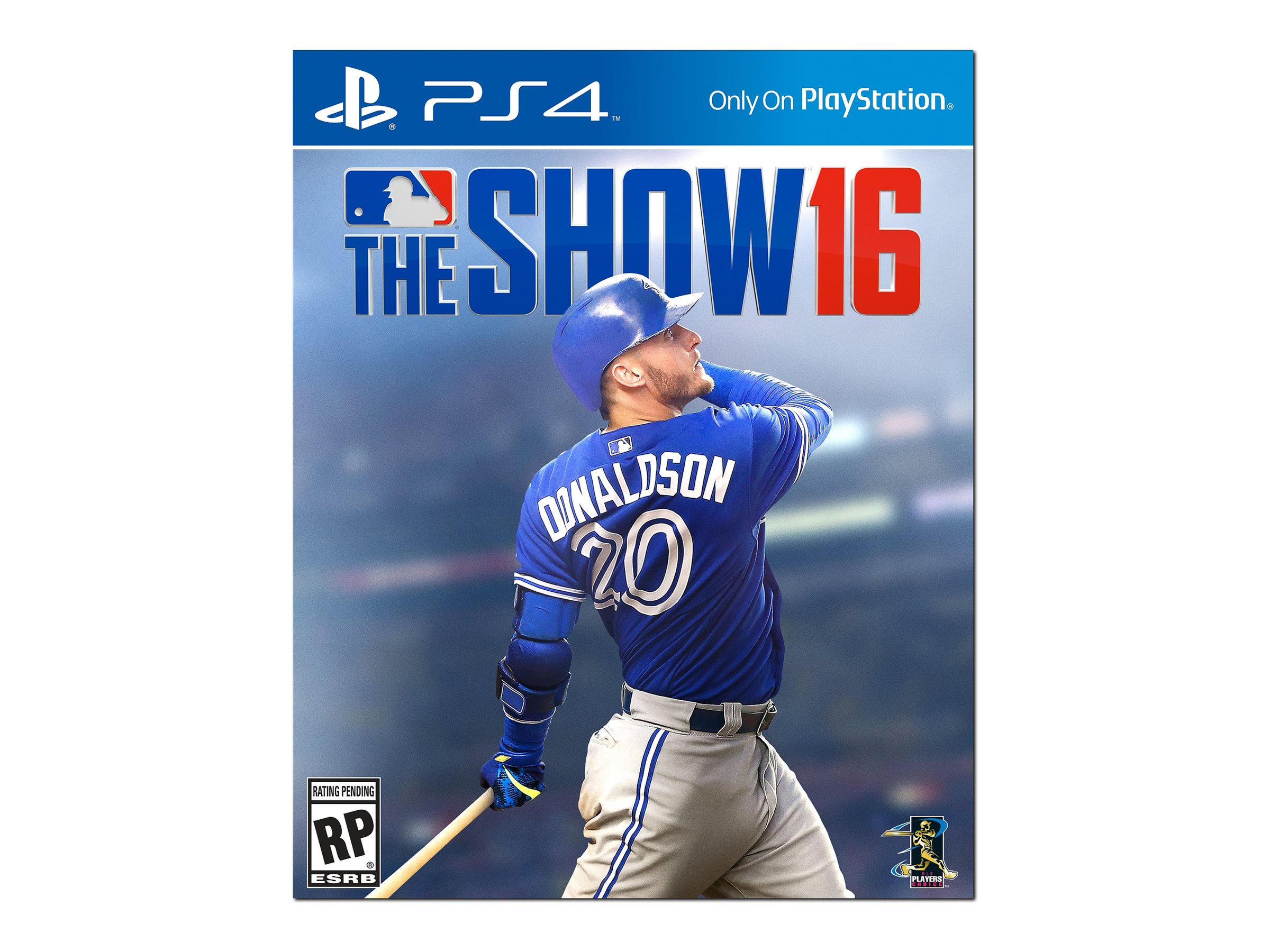 Sony PS4 MLB 16 THE SHOW, 3000929, 31474612, Software - Computer Games