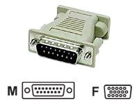 C2G VGA Adapter for Mac, DB15 (M) to HD15 (F), 02902, 8320842, Adapters & Port Converters