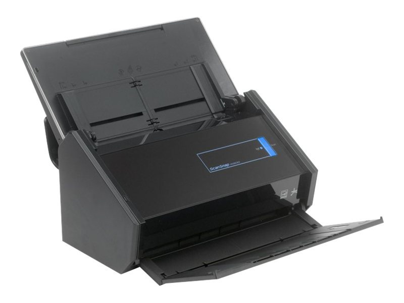 Fujitsu Scansnap iX500 Color Duplex 600dpi USB 3.0 Wireless IOS Android PC&Mac, PA03656-B005