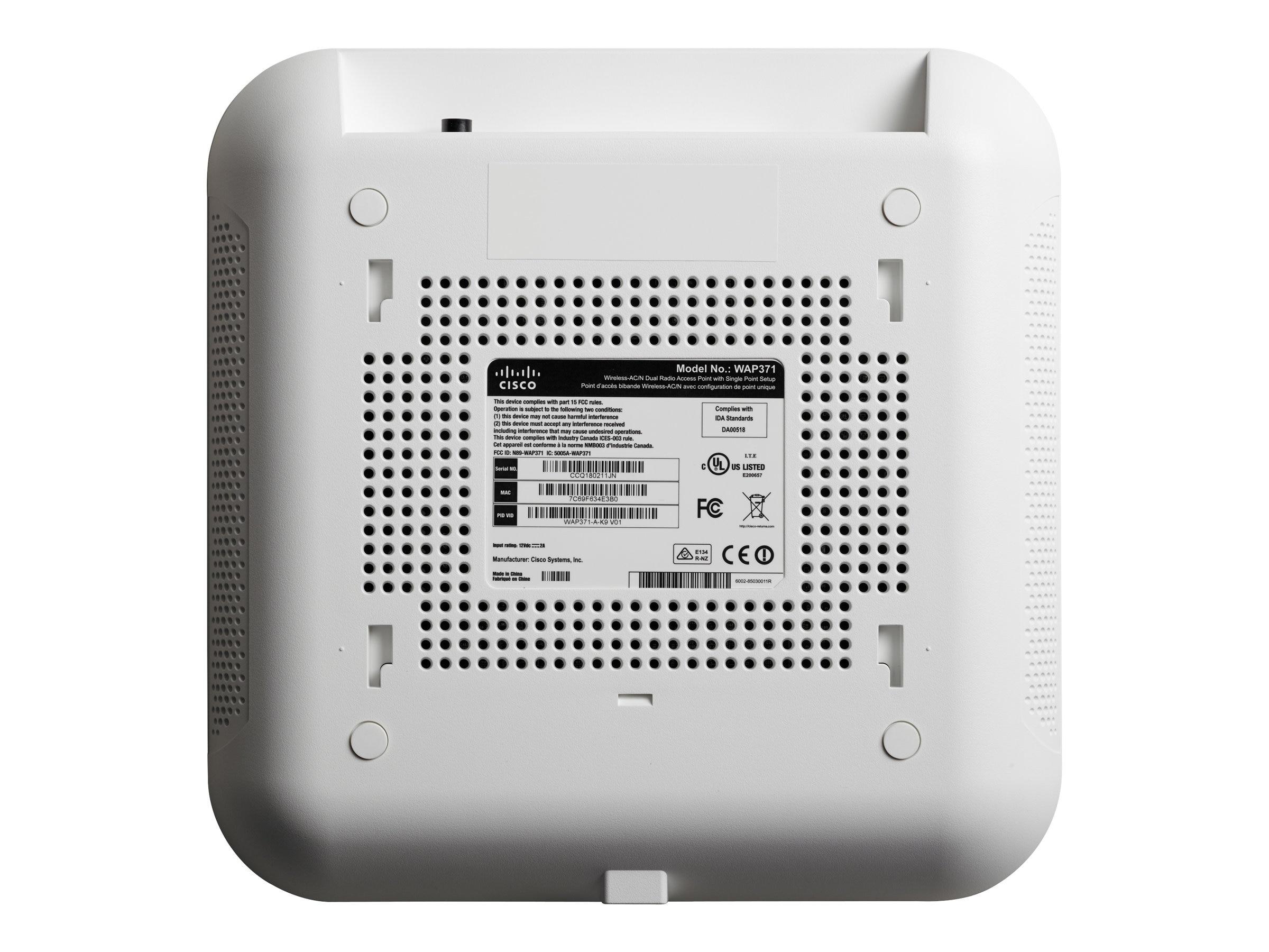 Cisco WAP371-A-K9 Image 4