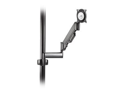 Chief Manufacturing Height Adjustable Dual Arm Pole Mount for 10-30 Displays