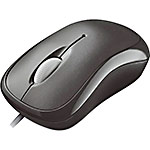 Microsoft Basic Wired Optical Mouse for Business, Black (20-pack)