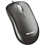 Microsoft Basic Wired Optical Mouse, Black (20-pack)