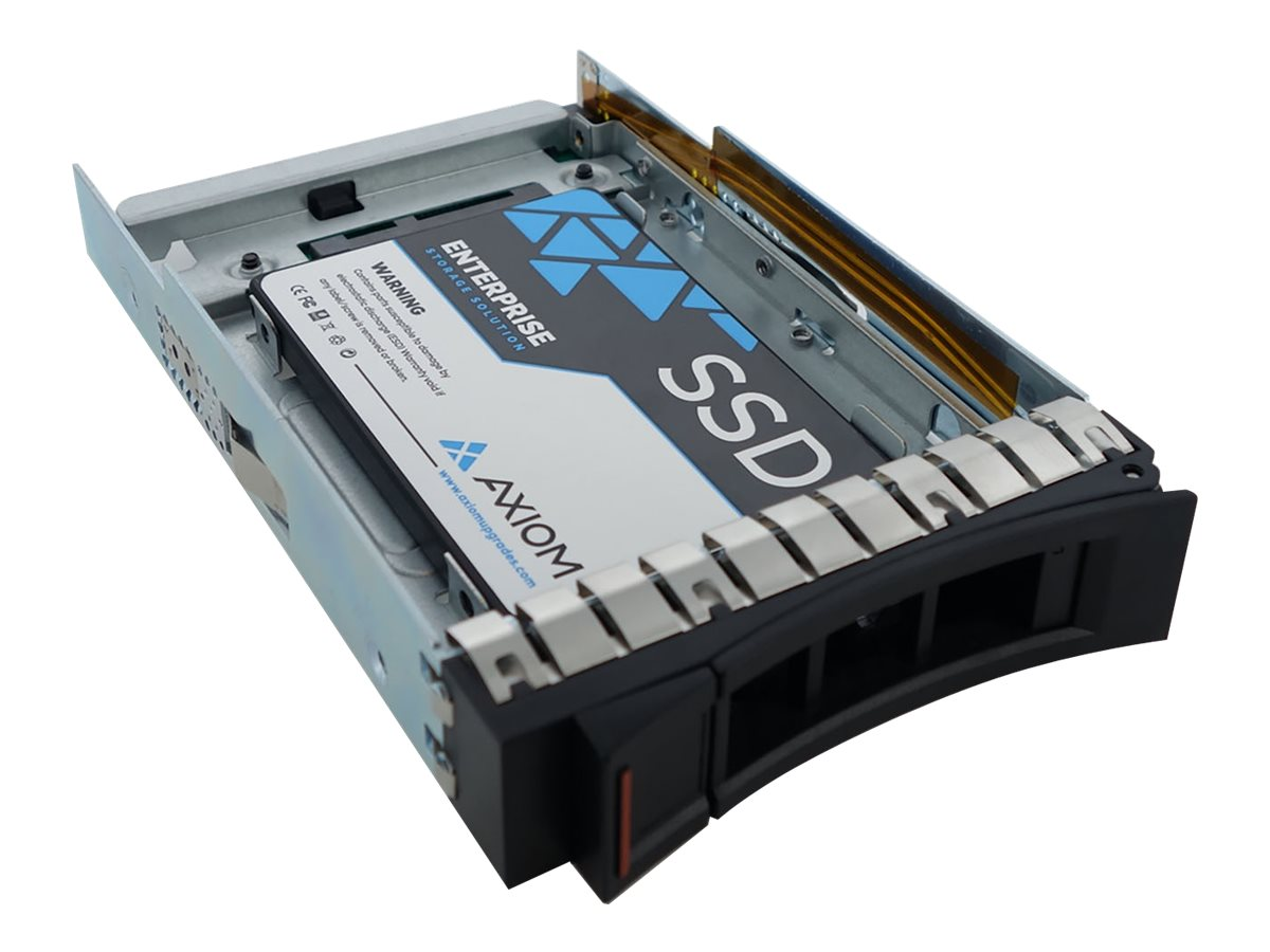 Axiom 120GB Enterprise EV200 SATA 3.5 Internal Solid State Drive for Lenovo, SSDEV20ID120-AX
