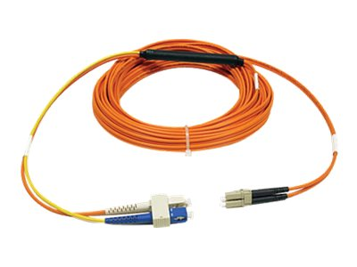 Tripp Lite Fiber Optic Mode Conditioning Patch Cable, 5m, N424-05M, 16722155, Cables