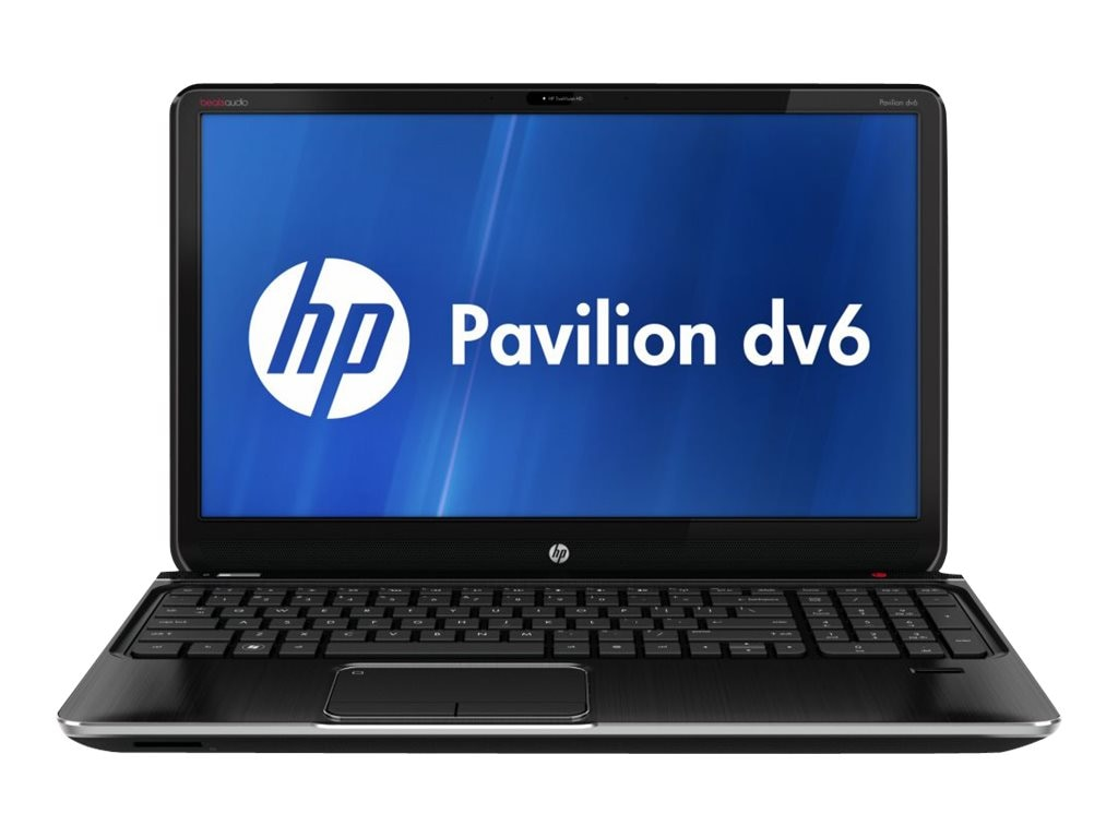 HP Pavilion DV6-7024nr : 2.5GHz Core i5 15.6in display, B4T94UA#ABA