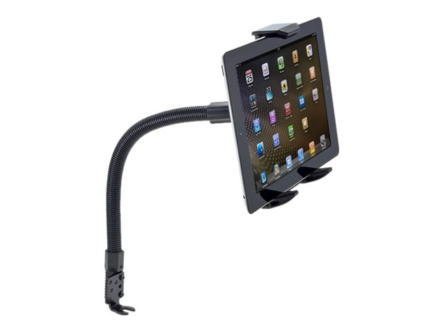 Arkon Car or Truck Seat Rail or Floor Tablet Mount for Apple iPad Air, iPad 4, 3, 2, Samsung Galaxy