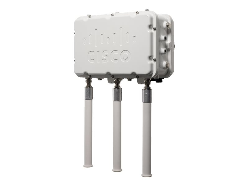 Cisco 802.11N Outdoor Mesh Access Point External Antenna Modem A Region Domain, AIR-CAP1552E-A-K9, 12616072, Wireless Access Points & Bridges