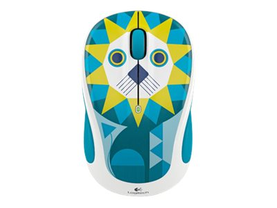 Logitech M325c Wireless Optical Mouse, Lucas Lion, 910-004441, 22900835, Mice & Cursor Control Devices