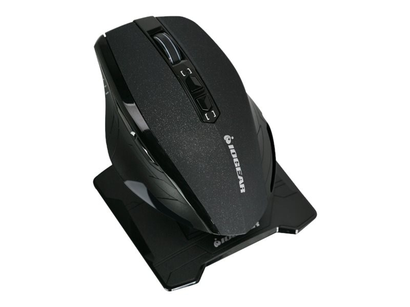 IOGEAR Kaliber Gaming Chimera M2 7-Button USB Wireless Dual Mode Optical Mouse, GME652UR