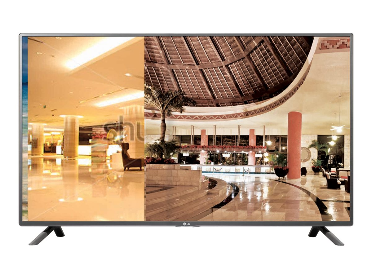 LG 60 LX330C Full HD LED-LCD Commercial TV, Black, 60LX330C, 30879722, Televisions - LED-LCD Commercial