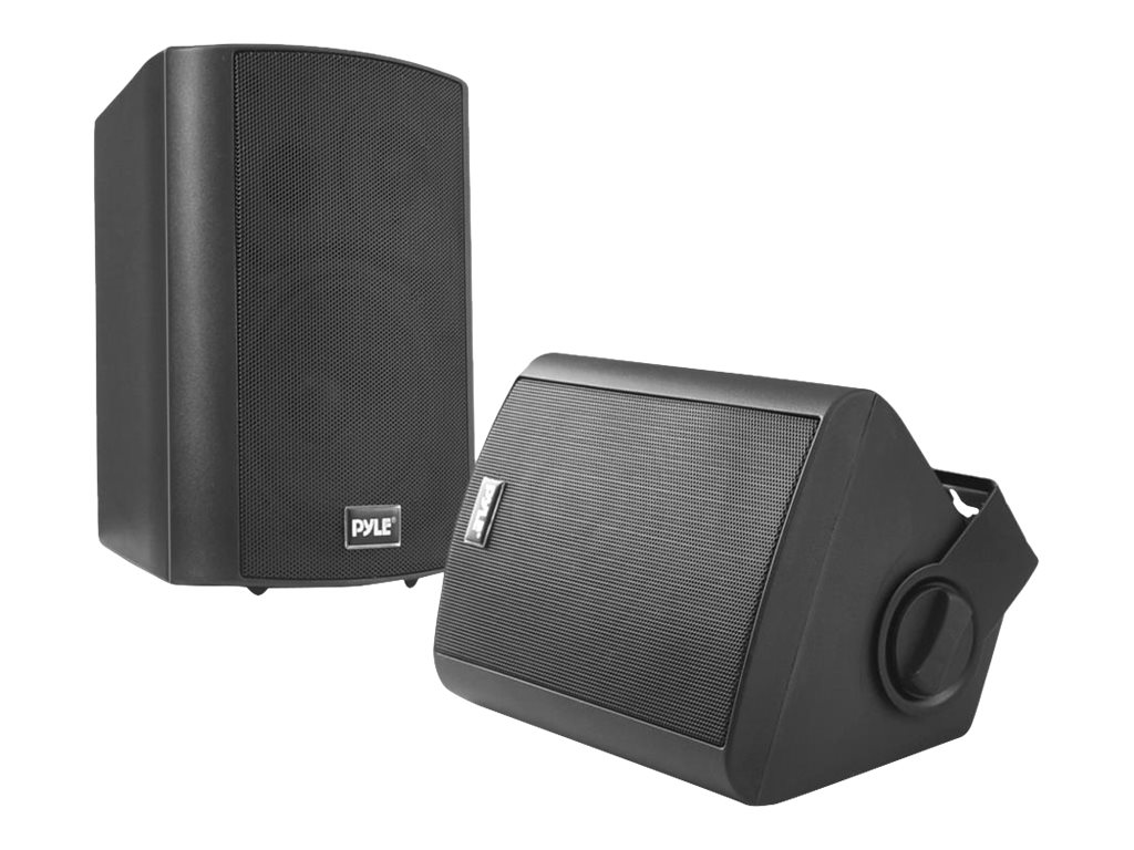 Pyle BT 6.5 Indoor Outdoor Speaker System, PDWR52BTBK