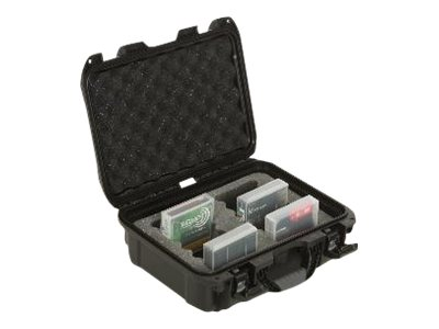 Perm-A-Store Turtle 519 Waterproof Tape 10 Media Storage Box, 07-519002