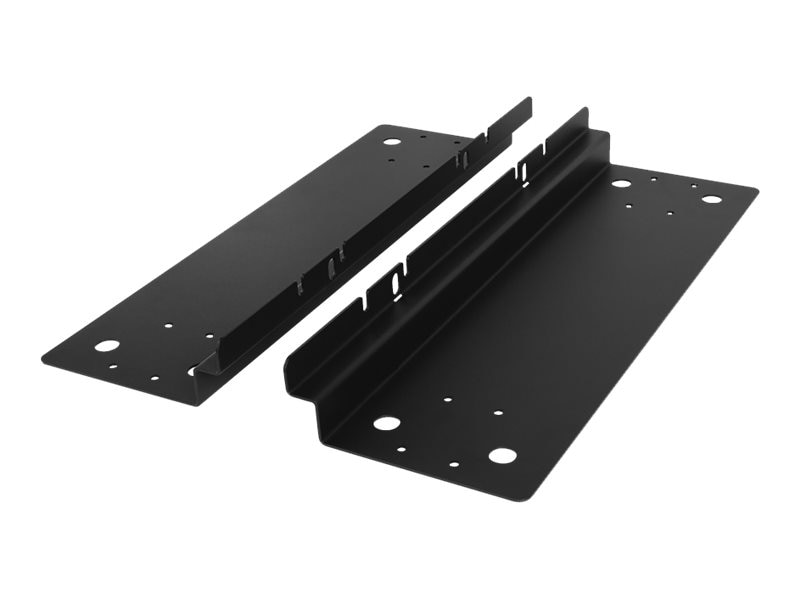 CyberPower Anti-Tip Stabilizer Plate for Rack Enclosures and Open Frame Racks (2-pack), CRA60004