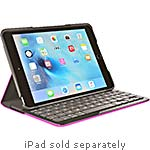Logitech FOCUS Protective Case w  Integrated Keyboard for iPad mini 4, Violet