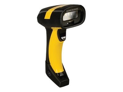Datalogic PowerScan M8300 LSR Bar Code Reader with Display 910MHz Laser, PM8300-D910, 8494922, Bar Code Scanners