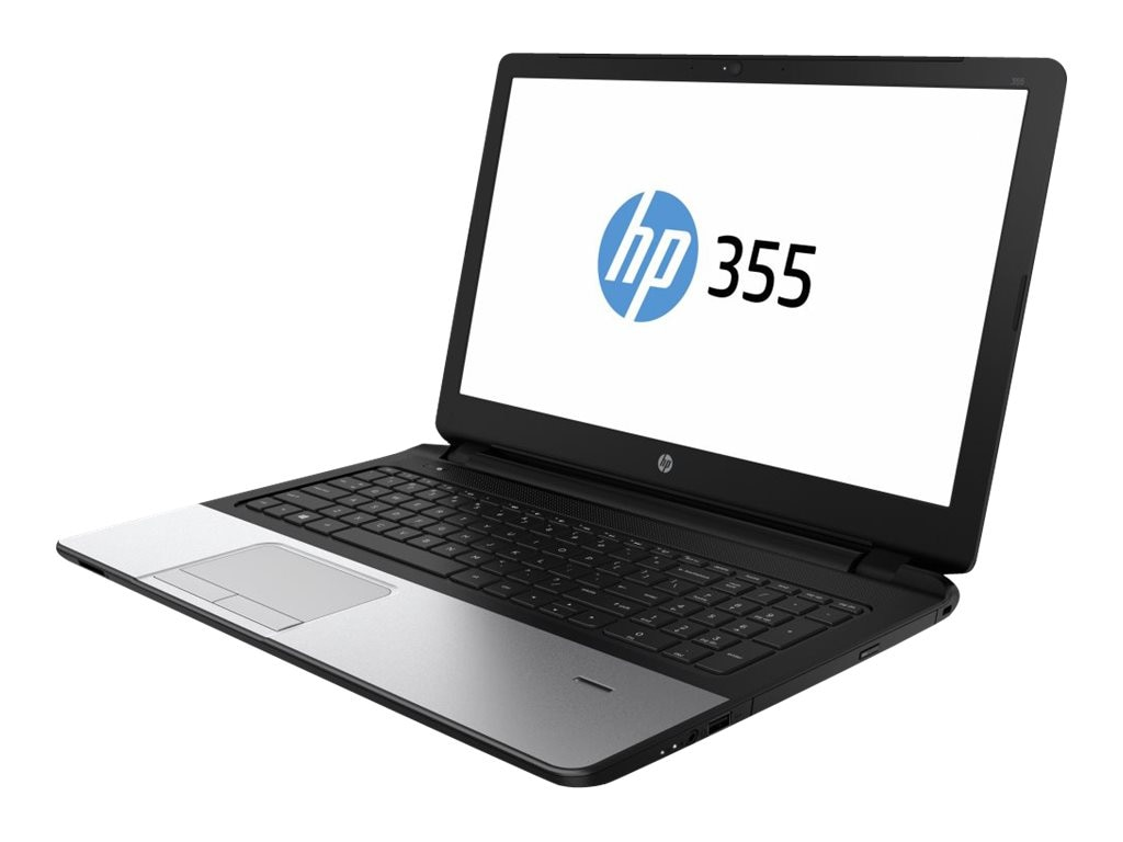 Scratch & Dent HP 355 G2 AMD A4-6210 1.8GHz 4GB 500GB DVD+RW abgn BT FR WC 4C 15.6 HD W7P64-W8.1-64, G4V17UT#ABA, 30951270, Notebooks