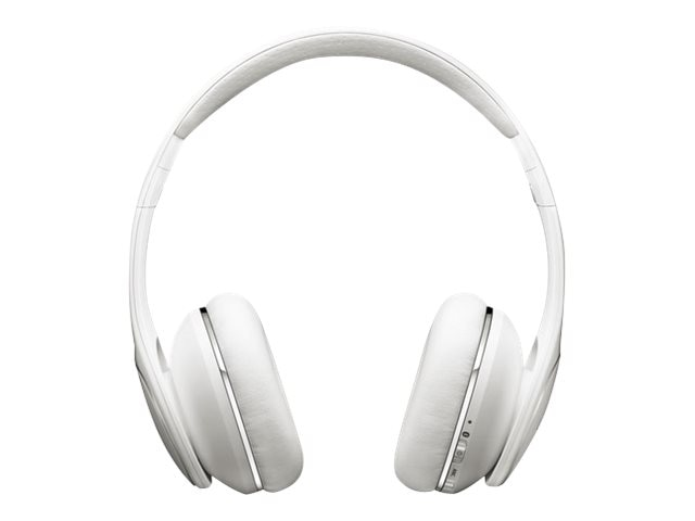 Samsung Level On Wireless Headset - White, EO-PN900BWEGUS, 30947289, Headsets (w/ microphone)