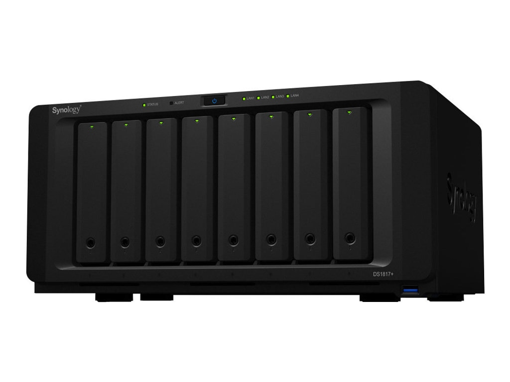 Synology DS1817+ (8GB) Image 1