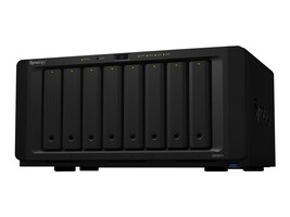 Synology 8-Bay DiskStation DS1817+ 2GB NAS - Diskless, DS1817+ (2GB), 34148396, Network Attached Storage