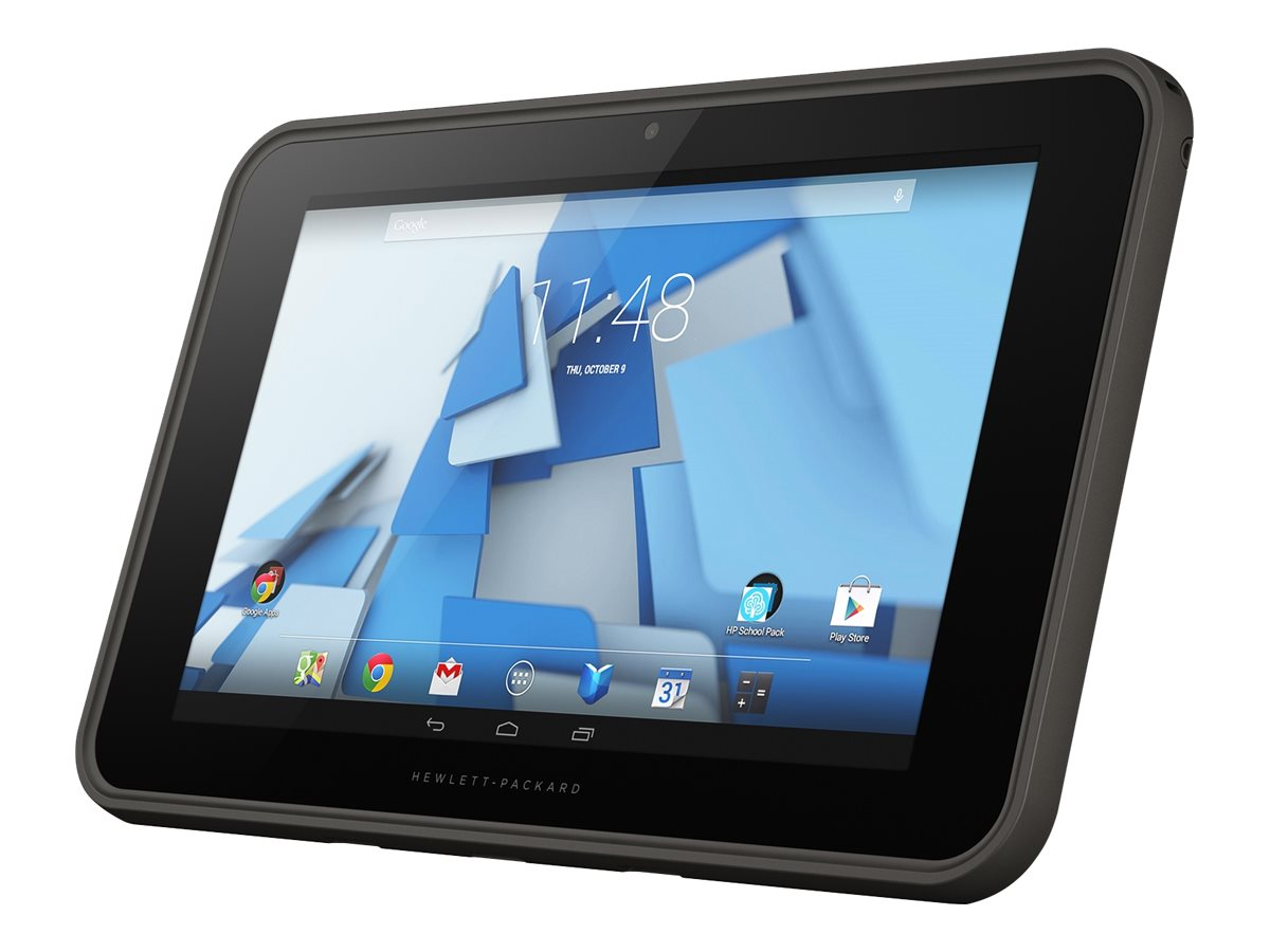 HP Pro Tablet 10 EE G1 1.33GHz processor Android 4.4 (KitKat), M5H12UT#ABA