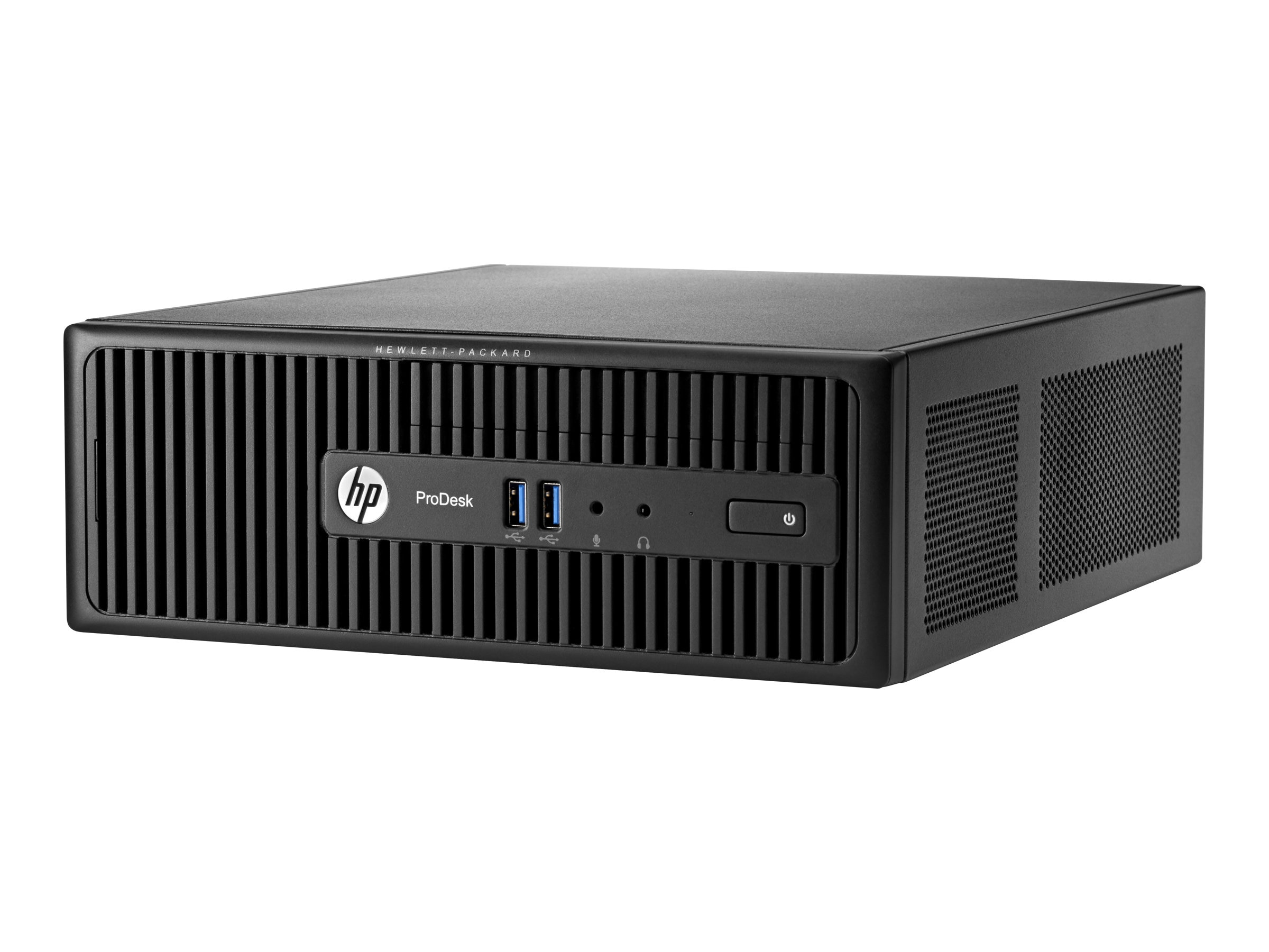 HP Smart Buy ProDesk 400 G2.5 3.0GHz Core i5 4GB RAM 500GB hard drive, P0D14UT#ABA, 24990694, Desktops