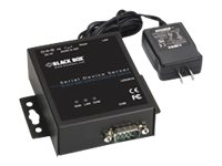 Black Box 1 pt 10 100 device server Kit, LES301A-KIT, 17437807, Network Server Appliances
