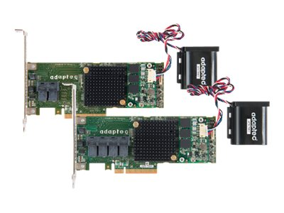 Adaptec RAID 7805Q Single SAS SATA PCIe Controller