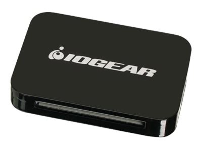IOGEAR USB 3.0 4-Slot Card Reader Writer, GFR382, 18236169, PC Card/Flash Memory Readers