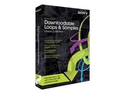 Sony Download Loops Classic Collect