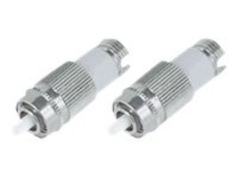 ACP-EP 20dB Fiber Optic Attenuator, 2-Pack, ADD-ATTN-FCPC-20DB, 16354161, Cable Accessories